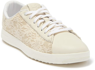 Cole Haan Class Edition Lace Panel Sneaker