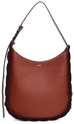 Chloé Medium Darryl Leather Hobo Bag