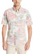 Reyn Spooner Men's Ali'I Tides Button-Front Shirt