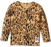 Mini Rodini Basic Leopard Grandpa Kid's Clothing