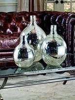 Regina-Andrew Design Regina Andrew Design Three-Piece Antique Mirror Vase