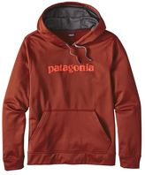 Patagonia Men's Text Logo PolyCycleTM Hoody