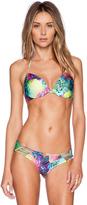 Luli Fama Clandestina Multi Strap Bikini Top