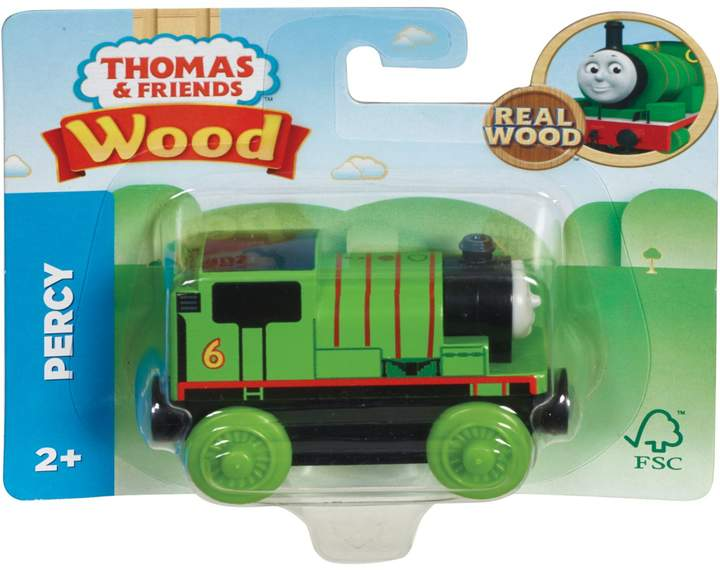 Thomas & Friends Percy Wooden Small Engine Toy