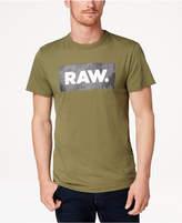 G Star Men's Shelo Logo-Print T-Shirt, Created for Macy's