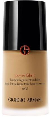 Giorgio Armani Power Fabric Longwear High Coverage Foundation