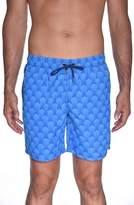Mr.Swim Mr. Swim Deco Print Swim Trunks