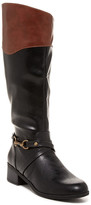 Rampage Two Tone Riding Boot