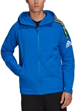 adidas Men's Z.n.e. Water-Repellent Hooded Jacket