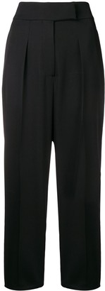Calvin Klein Striped Panel Trousers