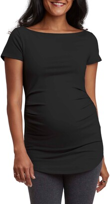 Stowaway Collection Ballet Maternity Tunic