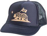 Billabong Bearflag Ca Trucker Hat