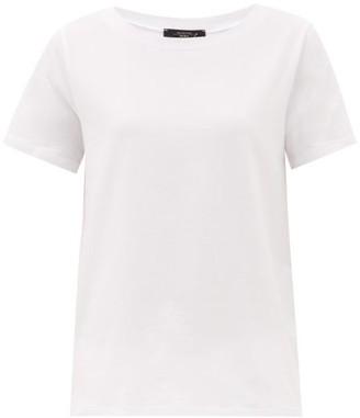 Max Mara Multi F T-shirt - Womens - White