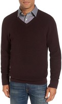 Nordstrom Men's Supima Cotton V-Neck Sweater