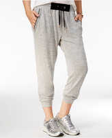 Material Girl Active Juniors' Embellished Jogger Pants, Only at Macy's