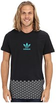 adidas Men's Sole Pattern Tee
