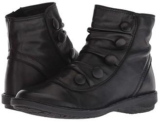 Miz Mooz Pumpkin (Black) Women's Boots