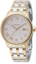 Versace Business Collection VQS050015 Men's Stainless Steel Quartz Watch