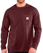 Carhartt Force® T-Shirt - Long Sleeve (For Big and Tall Men)