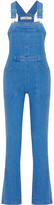 Stella McCartney Stretch-denim Overalls - Blue