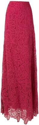 Martha Medeiros Jessica long skirt