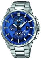 Edifice ETD-310D-2AVUEF Chronograph Multifunction World Time Analog Quartz Men's Watch