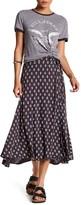 Billabong Wild Side Printed Wrap Midi Skirt