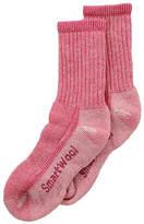 Smartwool Girls' Hike Medium Crew Socks