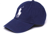 Polo Ralph Lauren Holiday Navy Cotton Baseball Cap