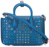 MCM studded crossbody bag