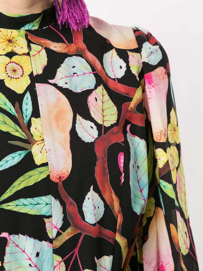Thumbnail for your product : Andrew Gn Long-Sleeve Shirt Dress