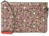 Christian Louboutin Women's Embellished Leather Shoulder Bag
