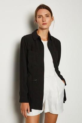 Karen Millen Collared Detail Jacket