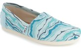 Toms 'Classic - Rock Geology' Slip-On (Women)