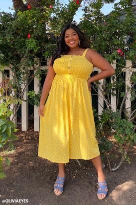 Forever 21 Plus Size Floral Print Dress