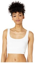 Roxy Casual Mood Tank Top (Bright White) Women's Swimwear