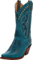 Justin Boots Women's Turquoise Damiana Classic Western Boot