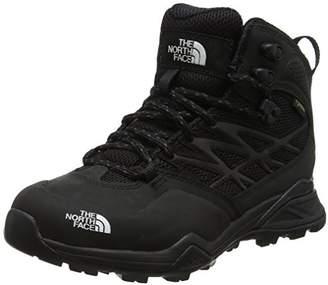 The North Face Women's Hedgehog Hike Mid Gore-Tex High Rise Boots, TNF Black, 36.5 EU