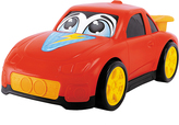 Red Happy Runner Street Car Toy