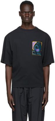 Reebok by Pyer Moss Black Graphic T-Shirt
