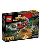 Lego Marvel GOTG Ravenger Attack