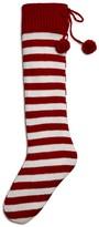 Bloomingdale's Striped Yarn Stocking