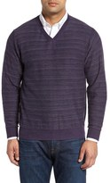 Cutter & Buck Douglas Rhone Wool Blend Sweater