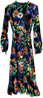 Preen Black Polyester Dresses