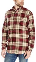Arrow Men's Long Sleeve Plaid Flannel Shirt