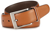 Daniel Cremieux Metal Keeper Leather Belt