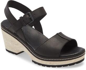 Merrell Halendi Platform Sandal