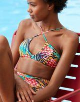 aerie Wrappy Strappy Bikini Top