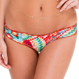 Luli Fama Full Ruched Back Bottom In Multicolor (L510521)