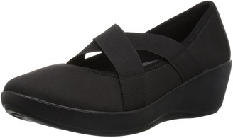 Crocs Women's Busy Day Strappy Wedge W Pump